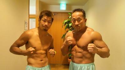 プロボクサーと格闘家の肉体の違いワロタwwwwwww