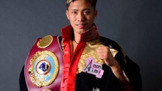 【ボクシング】伊藤雅雪、7回TKO勝ちで初防衛に成功!20戦全勝の最強挑戦者退ける/BOX